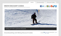 Snow Discount Codes